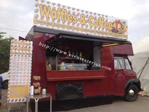 Vintage Catering Trailers